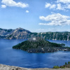 Crater Lake Wizard Island
