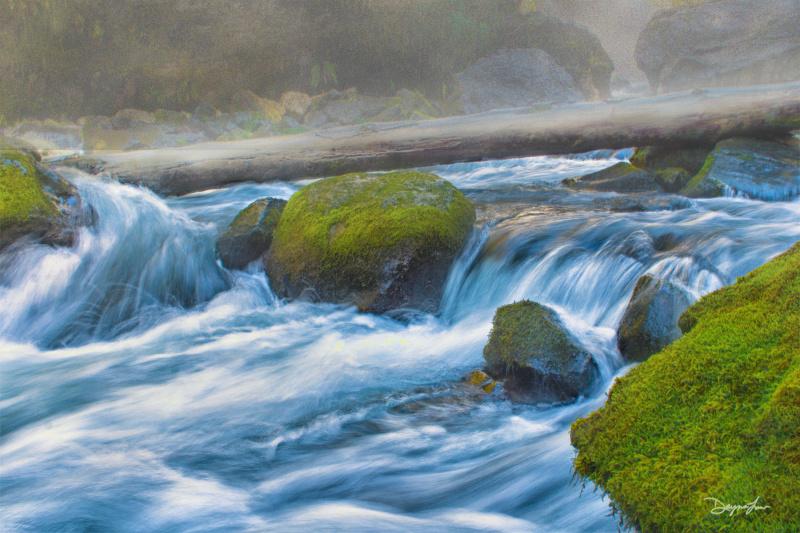 Flow - Drift Creek