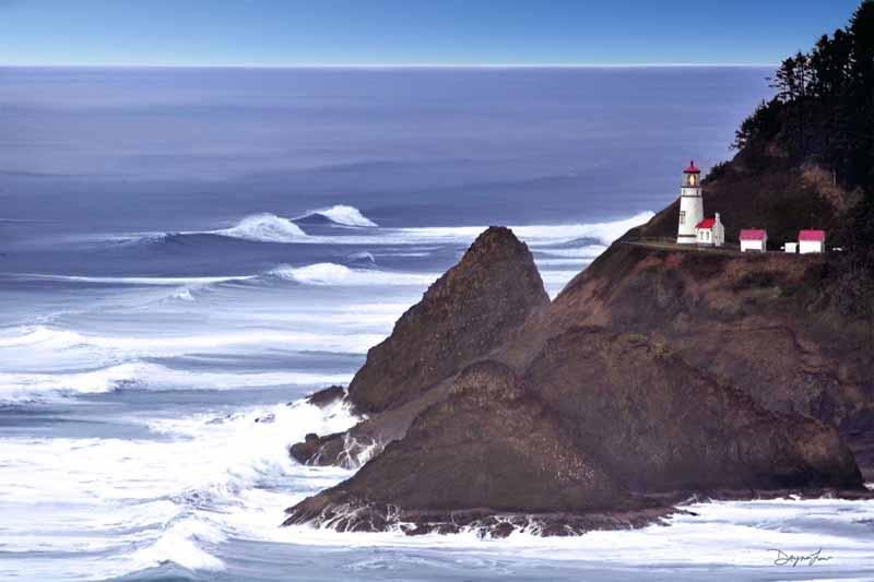 """Heceta Head Lighthouse"""