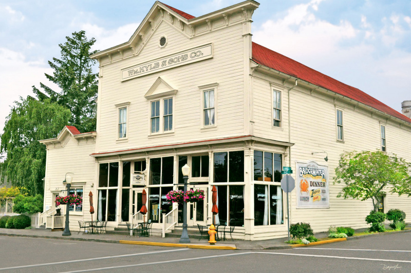 """""""The Old Mercantile Eatery"""""""