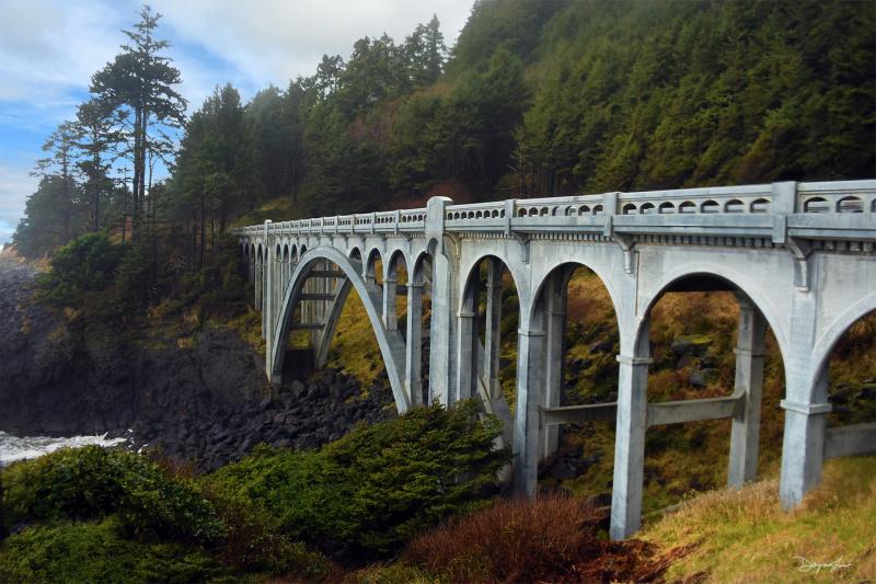 """""""Ben Jones Bridge"""""""