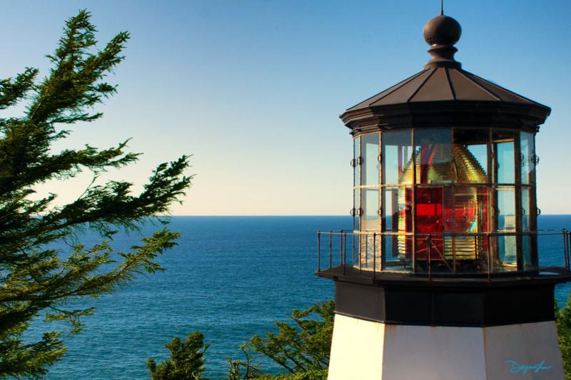 """Cape Meares Lighthouse"""