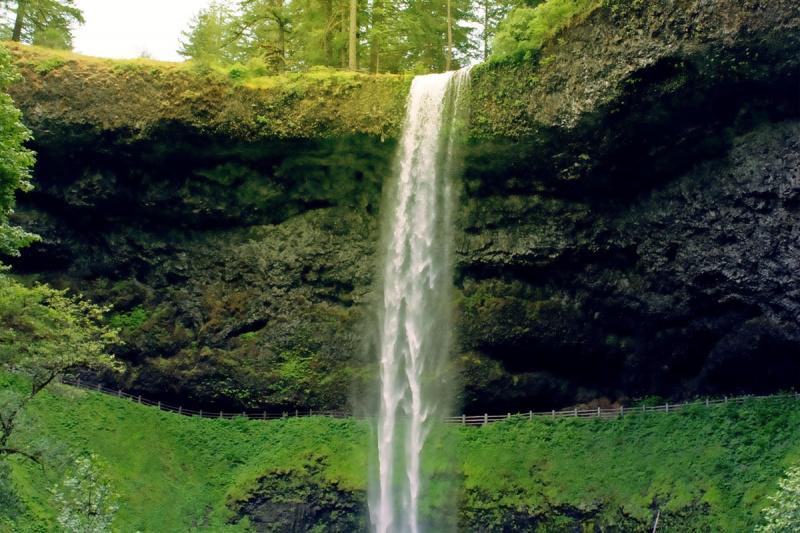"""South Falls"""